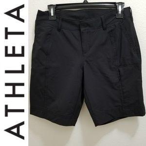 ATHLETA Black Women's Shorts